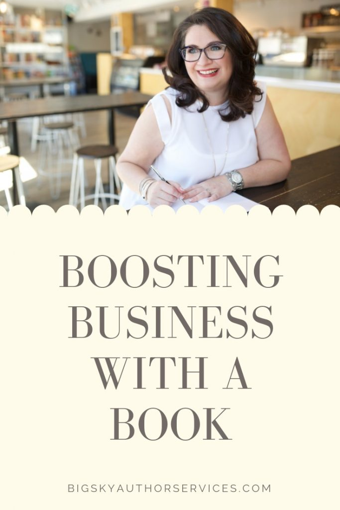 Boosting Business with a Book