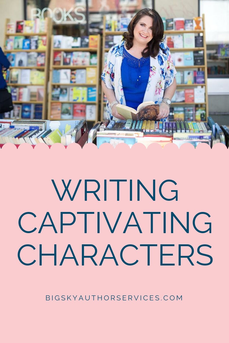 Writing Captivating Characters